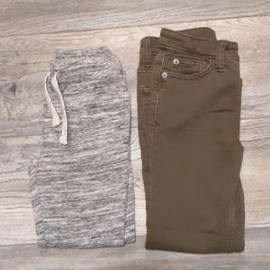 Two 5t long boy pants